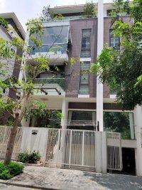 Bán nhà mặt phố Trần Thái Tông, Dịch Vọng dt 85 m2 x 5 t mt 8 m giá 38 tỷ
