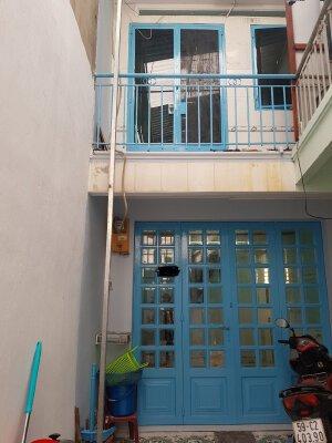 Bán nhà hẻm 30 đường Lâm Văn Bền Phường Tân Kiểng Quận 7