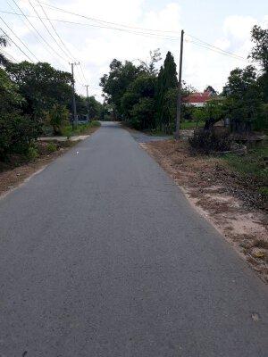 Bán gấp lô đất thổ cư mặt tiền đường Đoàn Minh Triết 10x31m