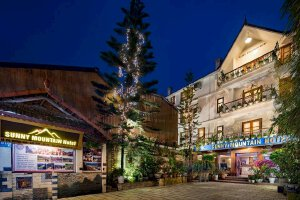 Bán Khách Sạn Sapa Sunnymountainhotel Tại  Phố Cổ Sapa - Lào Cai