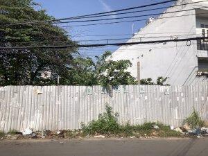 Bán đất tại Đường 18, Phường Bình Hưng Hòa A, Bình Tân, diện tích 200m2. Đường nhựa 10m