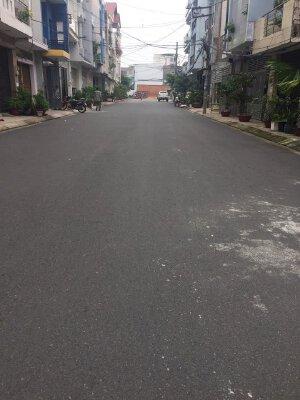 """""""Bán nhà HXH"""" đường 12m, p.Tân Sơn Nhì,Tân Phú. 4x16. Giá 6,4 tỷ."""