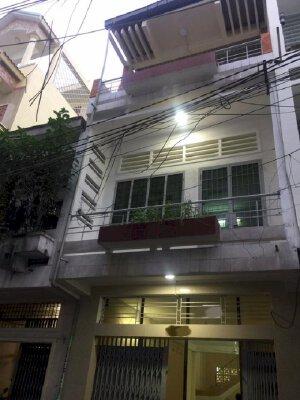 Bán gấp nhà Hoài Thanh, Quận 8, 45m2, 2 tầng chỉ 3.7tỷ