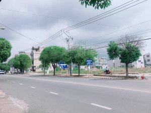 Bán đất Mặt Tiền DA Phú Hồng Thịnh TP. Dĩ An. Đ. DT743A, SHR. Bao GPXD