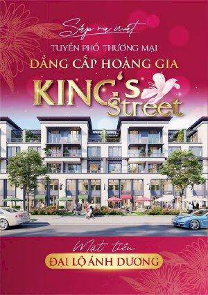 TUYẾN PHỐ THƯƠNG MẠI KING'S STREET