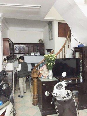 Bán Nhà Ngõ 143 Nguyễn Chính, Hoàng Mai: Ô Tô Đỗ Cổng, 31m4t, Chỉ 2.68 Tỷ