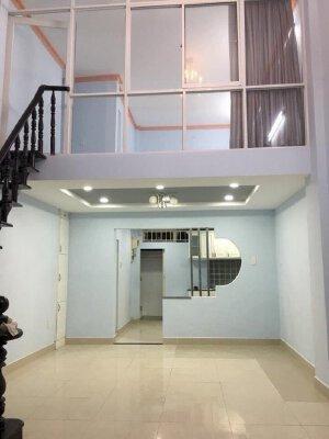 Cho thuê nhà hẻm Thoại Ngọc Hầu 4x10m, gác đúc, giá 7 triệu(kế Lũy Bán Bích)
