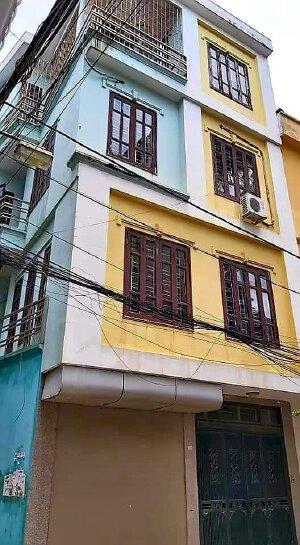 Bán nhà riêng tại Lâm Du, Bồ Đề, Long Biên. DT: 50m2, ô tô vào nhà