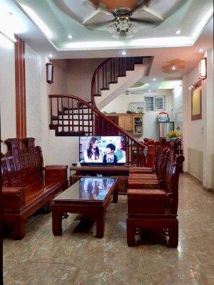Nhà đẹp 5T 45m2, vị trí đẹp, 3' ra Ngã Tư Sở giá 2.95 tỷ đường Nguyễn Trãi