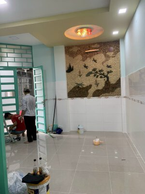 Nhà mới đẹp 4.5x7m 1 lầu giá 3.05 tỷ hẻm Nguyễn Văn Yến