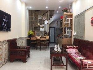 Nhà Nguyễn Phúc Lai 43m2*MT 3.7m, Oto Qua. Ngõ Thông Kinh Doanh
