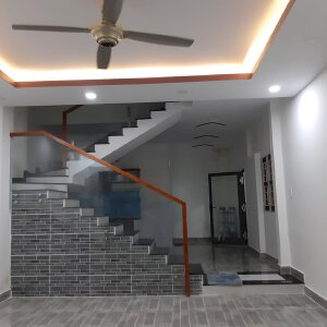 Nhà HXH, Tân Phú, 59m2 (4.5x13), 3tầng, ở ngay, 5.1tỷ