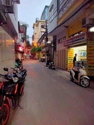 Bán nhà ngõ ô tô thông, Thái Hà, Thái Thịnh, Yên Lãng, Đống Đa.
