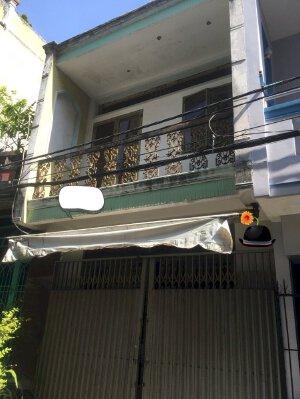 Cho thuê nhà 1 trệt + 1 lầu 4x12m hẻm xe hơi Phan Anh ( kế chợ Bốn Xã )