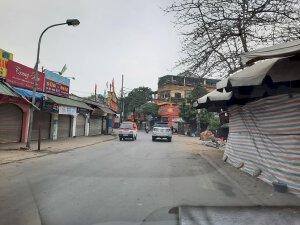 Bán đất thổ cư Thôn Hội, Cổ Bi, Gia Lâm, Hà Nội. DT 60m2 giá 2.3 Tỷ