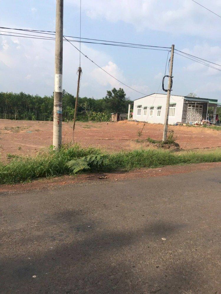 Bán gấp đất Tân Hưng, Đồng Phú 469m2 (10m x 46m) thổ cư 100m2 mặt tiền đường nhựa 29m.