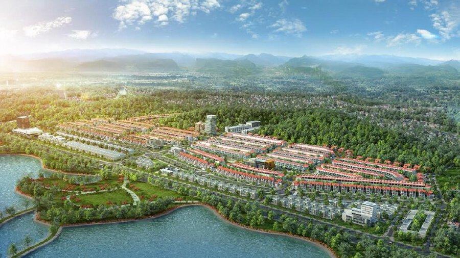 Kosy mountain view Lào Cai - Chỉ từ 230 triệu/100 m2