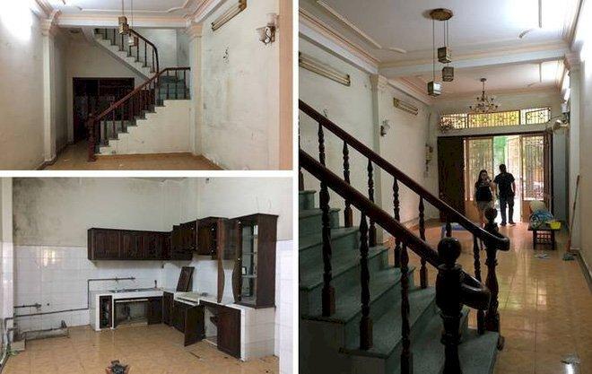 Cần bán gấp nhà ở Thượng đình –Thanh Xuân –Hà Nội-diện tích 49m x 4 tầng, mặt tiền 4m, chắc chắn,..