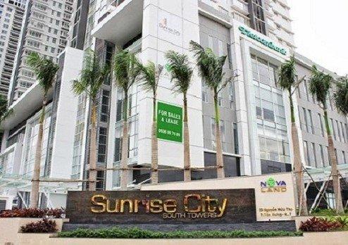 Cần bán gấp căn hộ cao cấp SUNRISE CITY quận 7