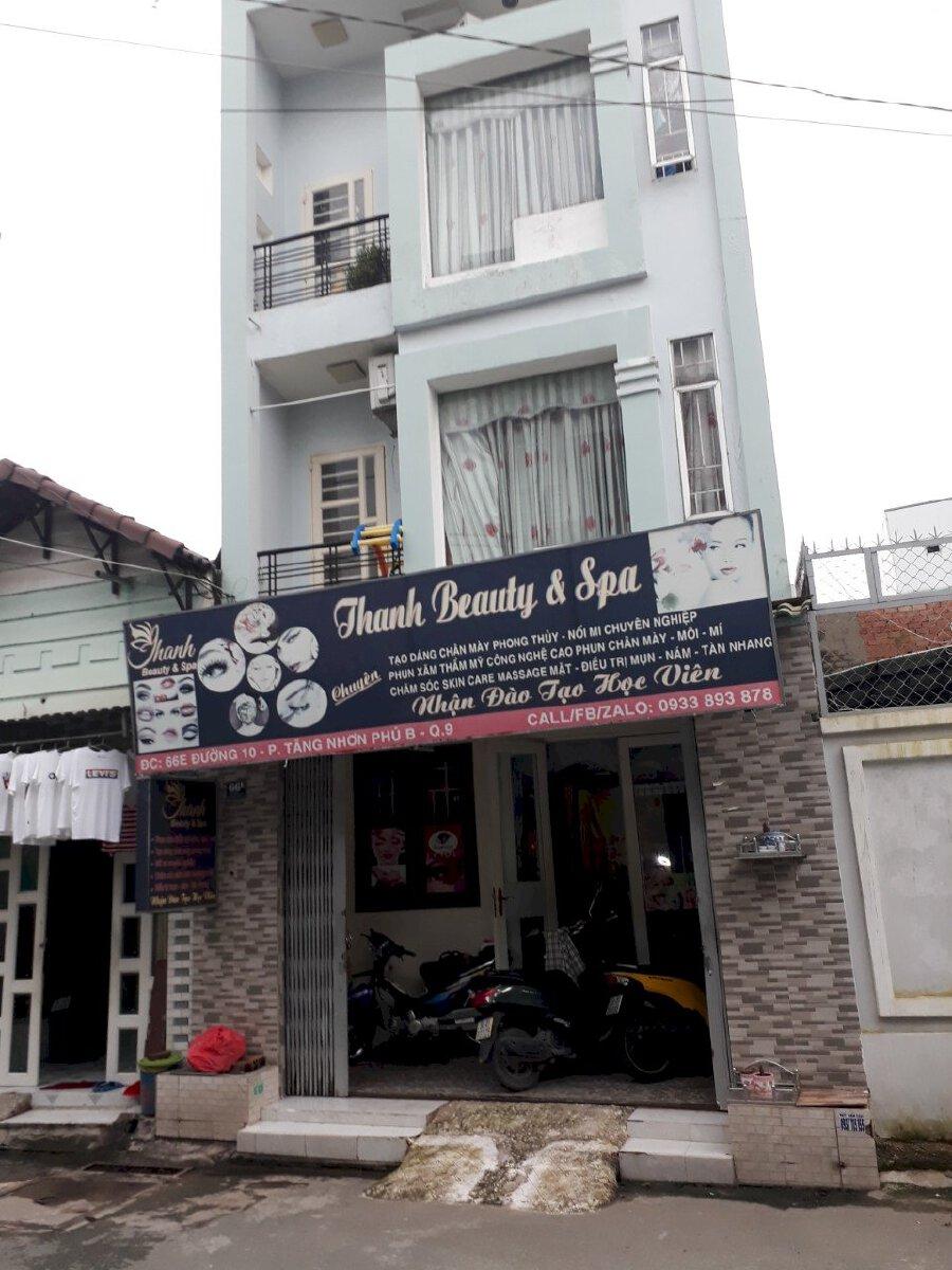 Bán nhà MTKD đường nhựa 8m, Tăng Nhơn Phú, Quận 9, DT: 5x11m, trệt 2 lầu, giá chỉ 4,4 tỷ (TL)