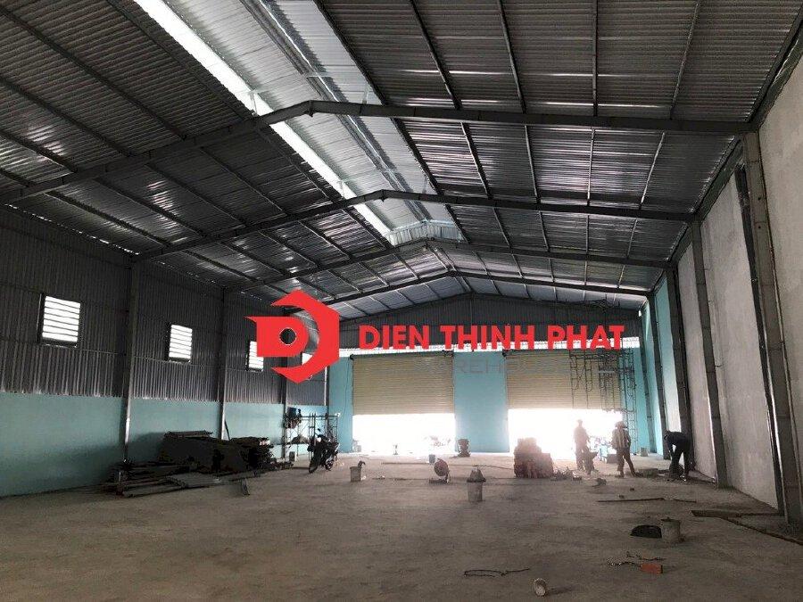 Cho thuê kho xưởng đường Kinh C_Bình Chánh ; 3.200m giá 208tr /th